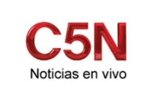 Telefono C5N argentina