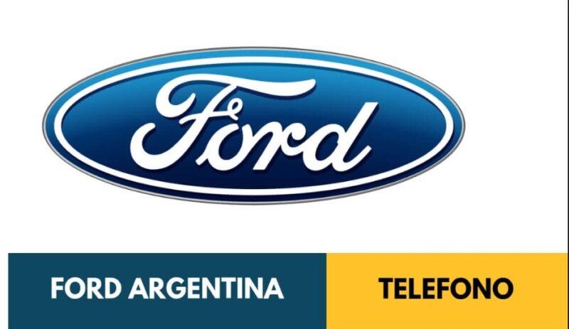 telefono de ford argentina para reclamos
