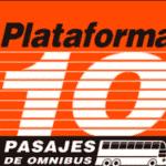 Plataforma 10 - 0800 telefono