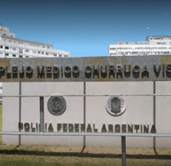 teléfono hospital churruca